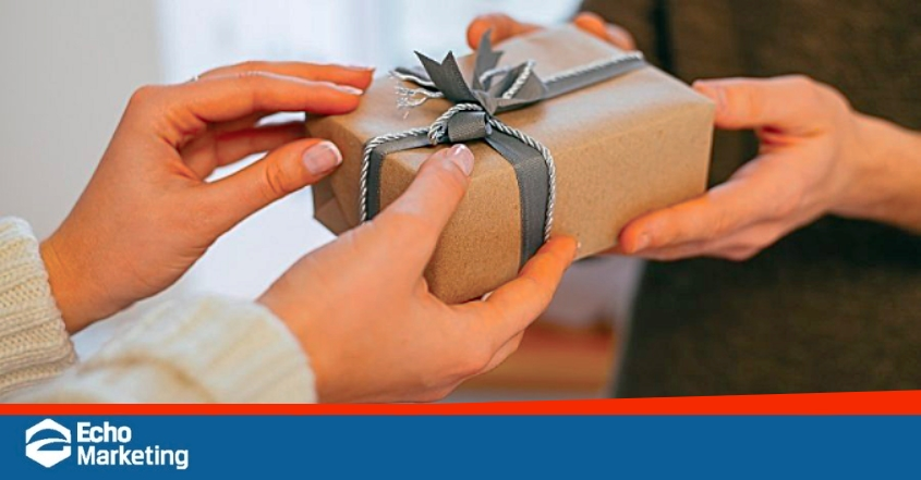 Thanking your Employees with Gift Giving